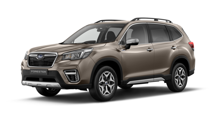 Subaru Forester 2.0ie Comfort frontansicht
