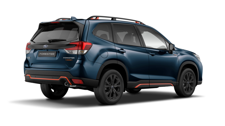 Subaru Forester Sonderedition 2.0ie EDITION SPORT40